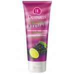 Dermacol - Aroma Ritual Hand Cream Grape&Lime Női dekoratív kozmetikum Szőlő lime-al Kézápoló 100ml